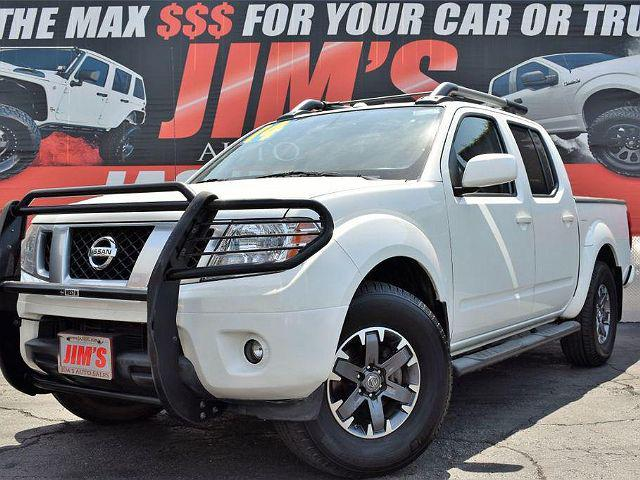 2014 Nissan Frontier for sale near Harbor City, CA