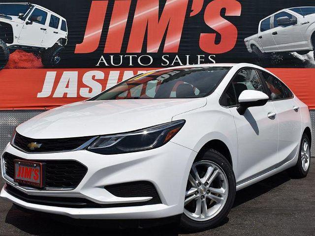 2017 Chevrolet Cruze LT for sale in Harbor City, CA