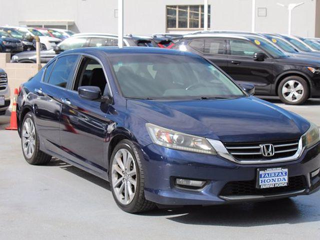 2014 Honda Accord Sedan Sport for sale in Fairfax, VA