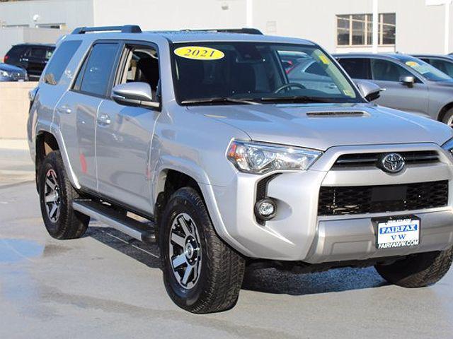 2021 Toyota 4Runner TRD Off Road Premium for sale in Fairfax, VA