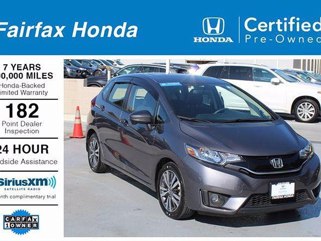 2017 Honda Fit EX for sale in Fairfax, VA