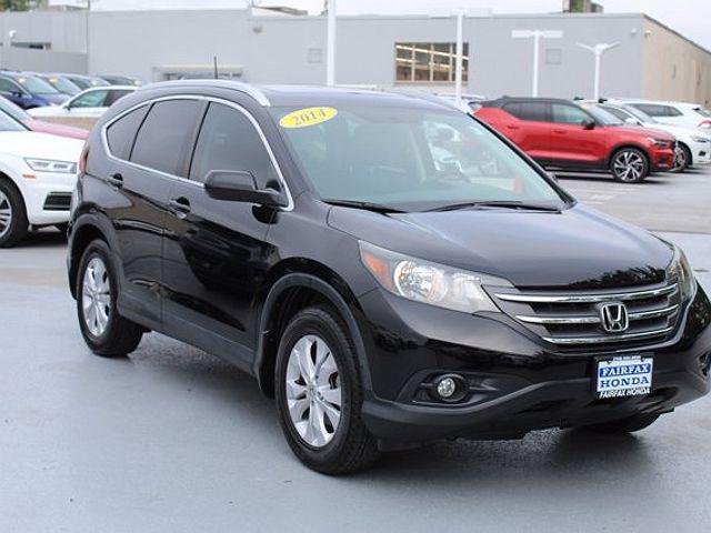 2014 Honda CR-V EX-L for sale in Fairfax, VA