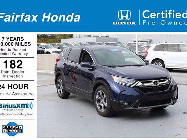 2018 Honda CR-V EX for sale in Fairfax, VA