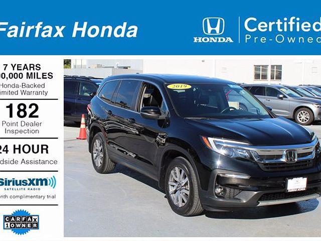 2019 Honda Pilot EX-L for sale in Fairfax, VA