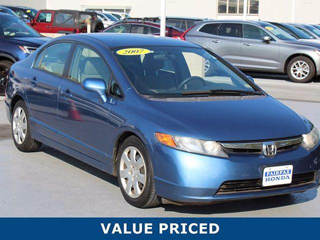 2007 Honda Civic  LX for sale in Fairfax, VA