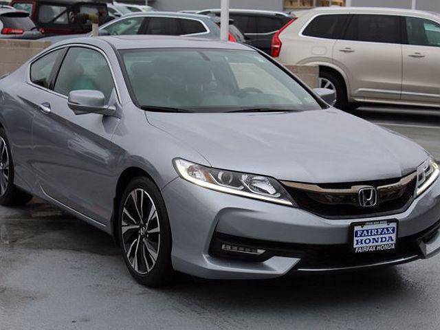 2017 Honda Accord Coupe EX-L for sale in Fairfax, VA