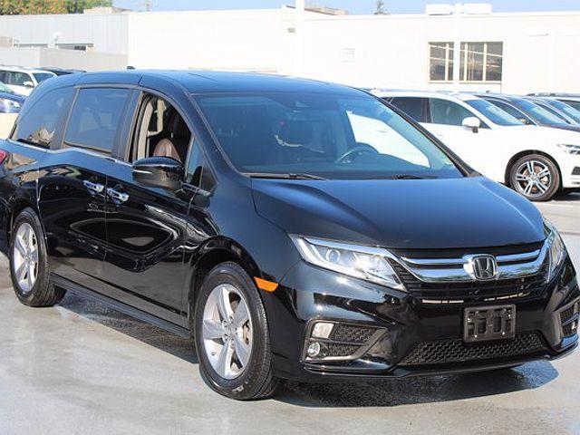 2019 Honda Odyssey EX-L for sale in Fairfax, VA