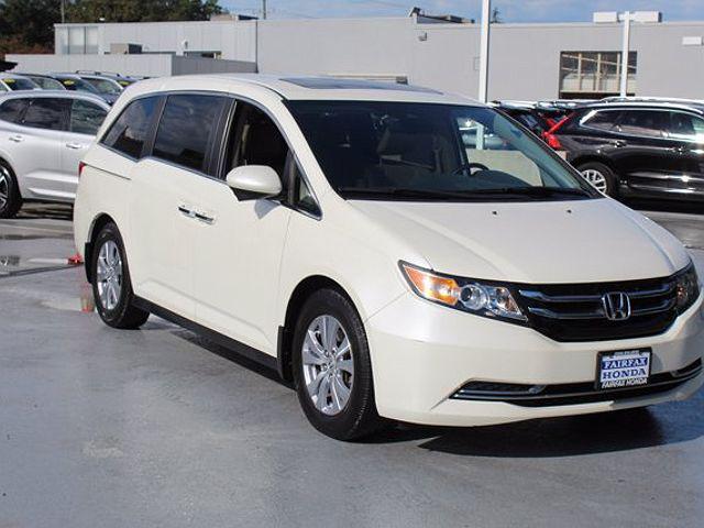 2016 Honda Odyssey EX-L for sale in Fairfax, VA