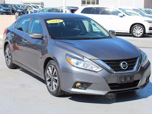 2016 Nissan Altima 2.5 SL for sale in Fairfax, VA