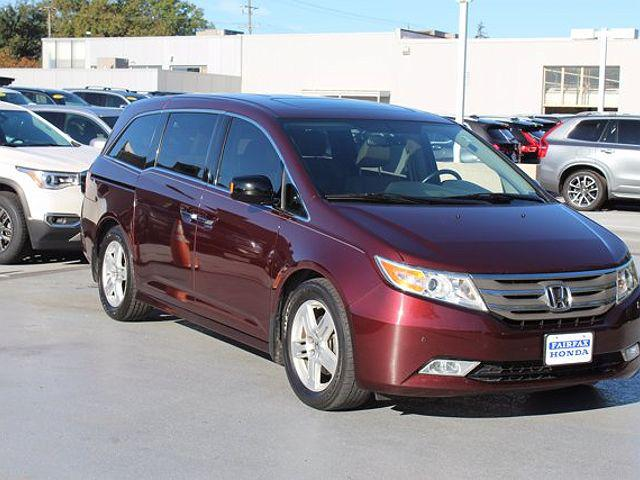 2013 Honda Odyssey Touring for sale in Fairfax, VA