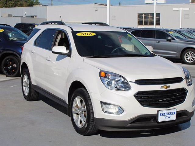 2016 Chevrolet Equinox LT for sale in Fairfax, VA
