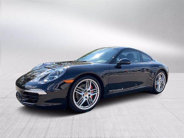 2012 Porsche 911 991 Carrera S for sale in Dayton, OH
