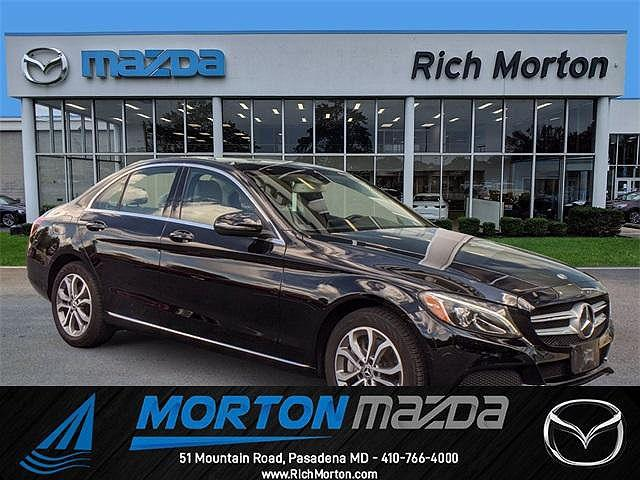 2018 Mercedes-Benz C-Class C 300 for sale in Pasadena, MD
