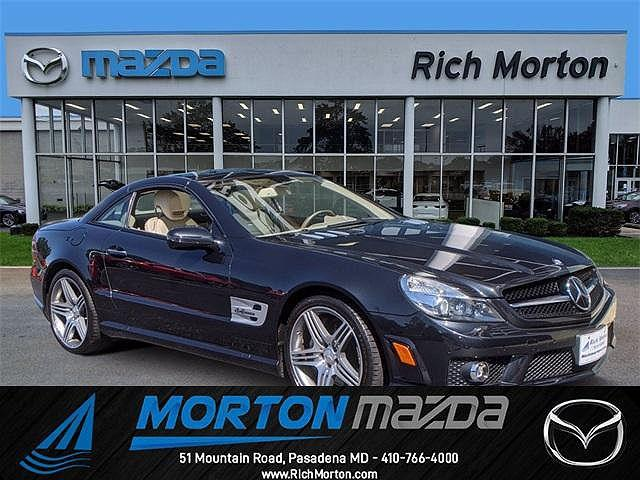 2012 Mercedes-Benz SL-Class SL 63 AMG for sale in Pasadena, MD