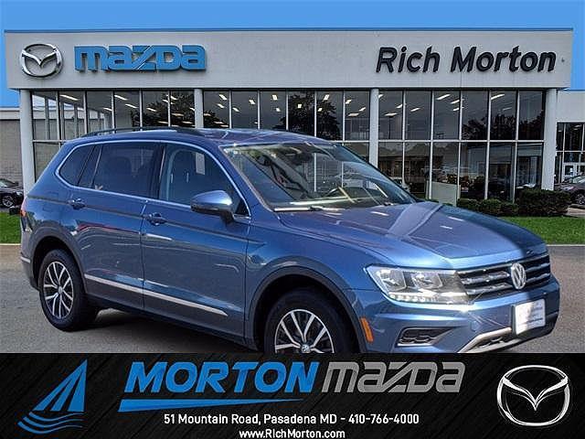 2018 Volkswagen Tiguan SEL/SE for sale in Pasadena, MD
