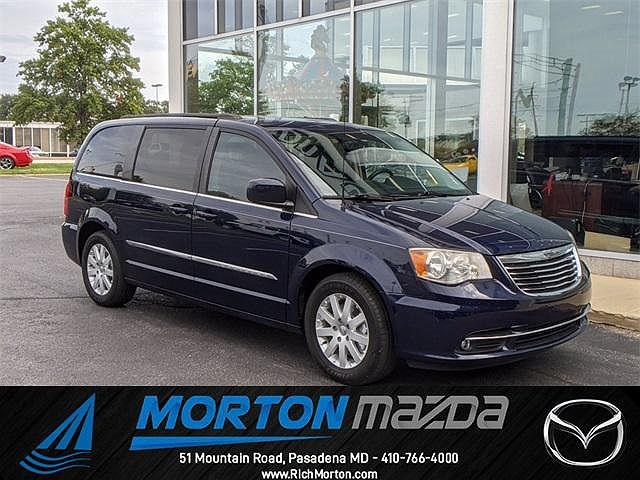 2014 Chrysler Town & Country Touring for sale in Pasadena, MD