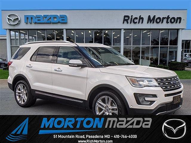 2016 Ford Explorer Limited for sale in Pasadena, MD