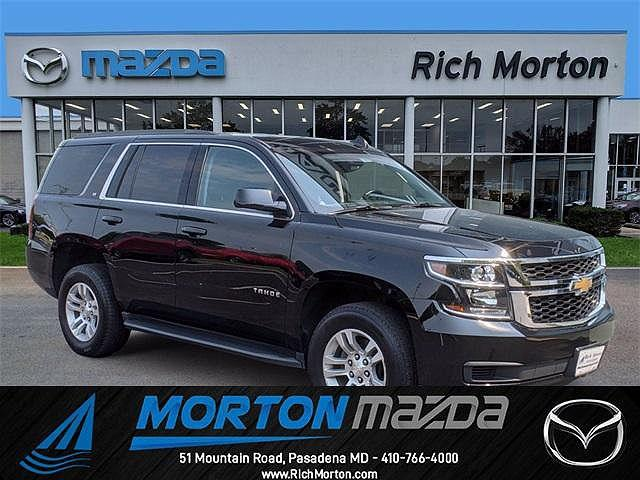 2019 Chevrolet Tahoe LT for sale in Pasadena, MD