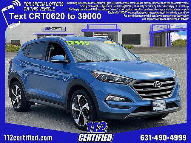 2016 Hyundai Tucson Sport for sale in Medford, NY