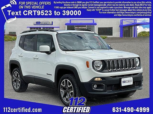 2018 Jeep Renegade Latitude for sale in Medford, NY