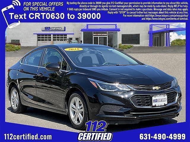 2018 Chevrolet Cruze LT for sale in Medford, NY