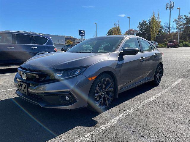2020 Honda Civic Sedan Sport for sale in Lewiston, ID