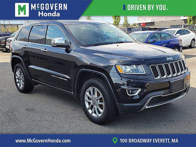 2015 Jeep Grand Cherokee Limited for sale in Everett, MA