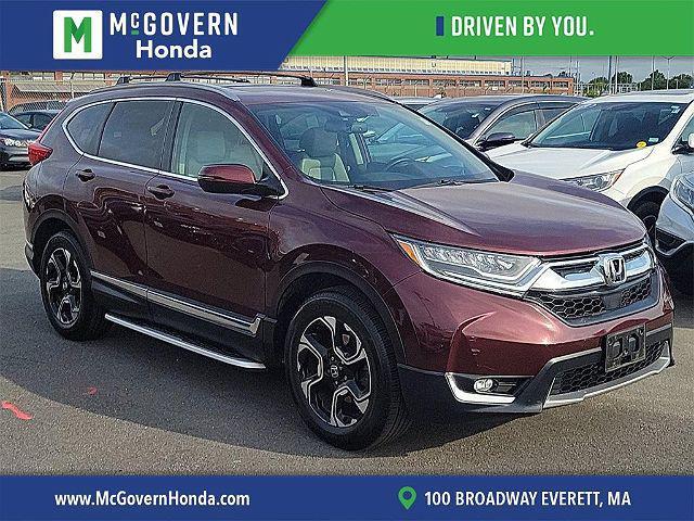 2018 Honda CR-V Touring for sale in Everett, MA