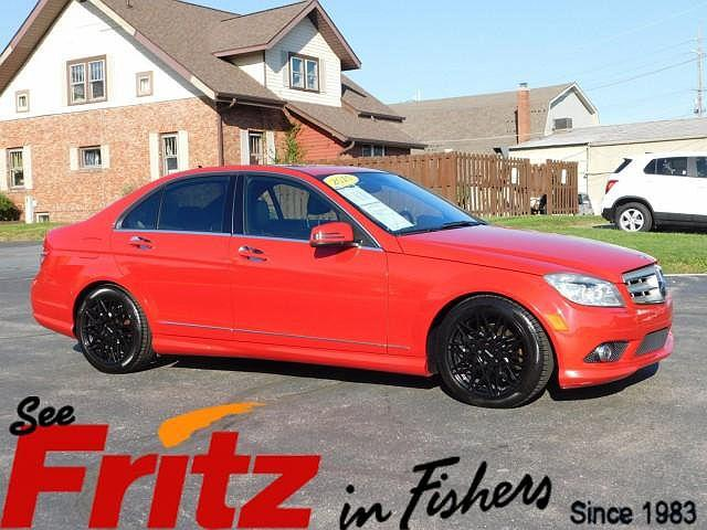 2010 Mercedes-Benz C-Class C 300 for sale in Fishers, IN