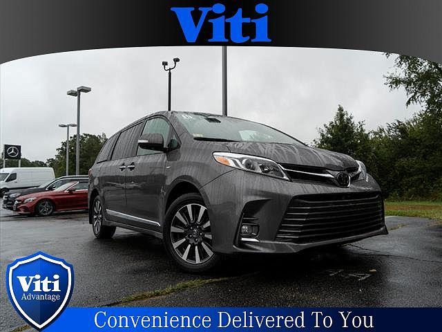 2019 Toyota Sienna Limited for sale in Tiverton, RI