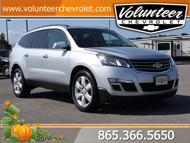 2016 Chevrolet Traverse LT for sale in Sevierville, TN
