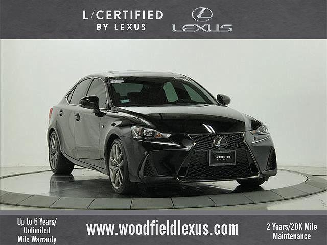 2017 Lexus IS IS 300 for sale in Schaumburg, IL
