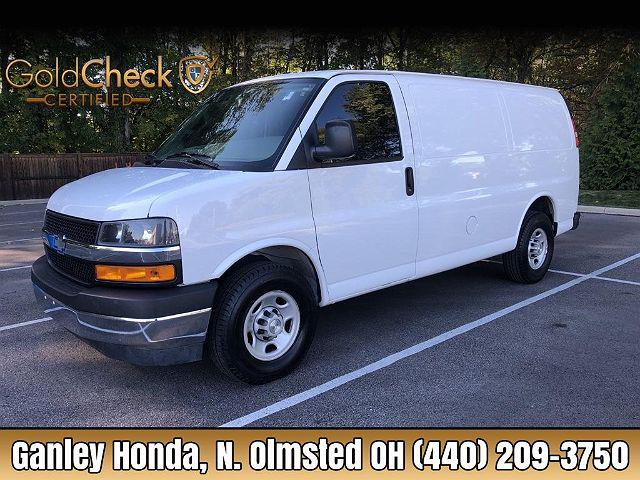 """2019 Chevrolet Express Cargo Van RWD 2500 135"""" for sale in North Olmsted, OH"""