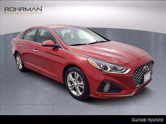 2019 Hyundai Sonata SEL for sale in Gurnee, IL