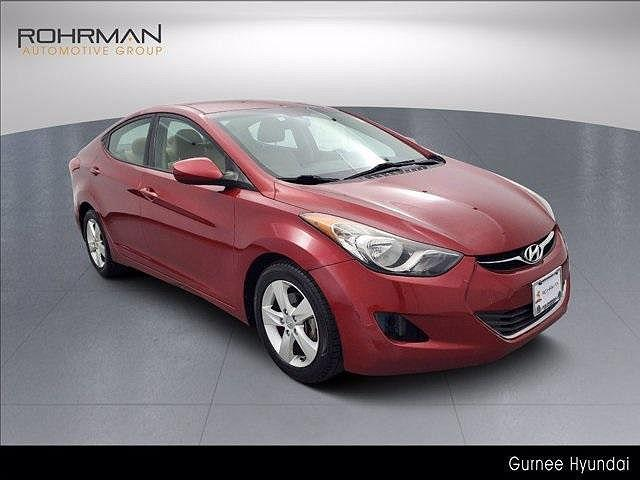 2013 Hyundai Elantra GLS PZEV for sale in Gurnee, IL