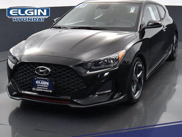2019 Hyundai Veloster Turbo for sale in Elgin, IL