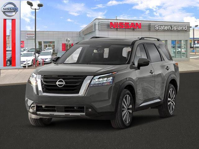 2022 Nissan Pathfinder SV [0]