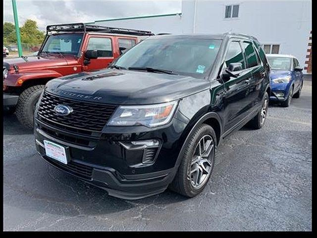 2018 Ford Explorer Sport for sale in Morris, IL