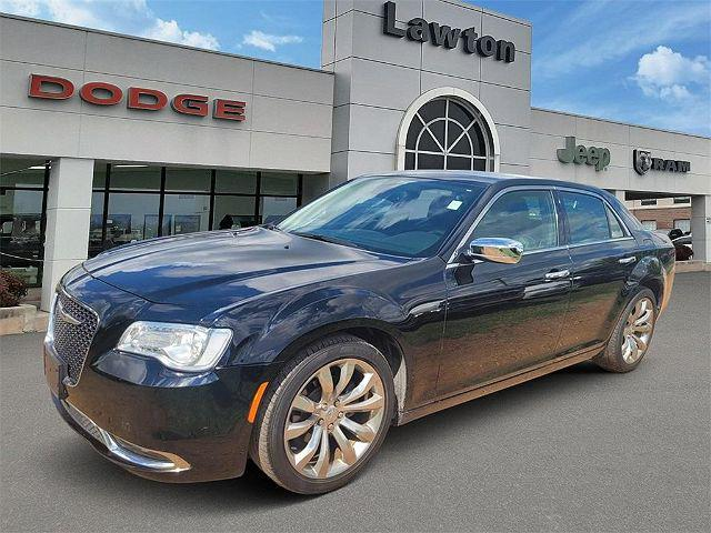 2019 Chrysler 300 Limited for sale in Lawton, OK