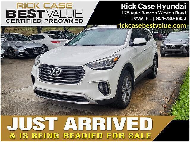2018 Hyundai Santa Fe SE for sale in Davie, FL