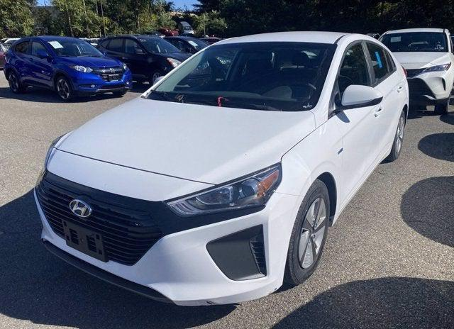 2018 Hyundai Ioniq Hybrid Blue for sale in Kingston, NY