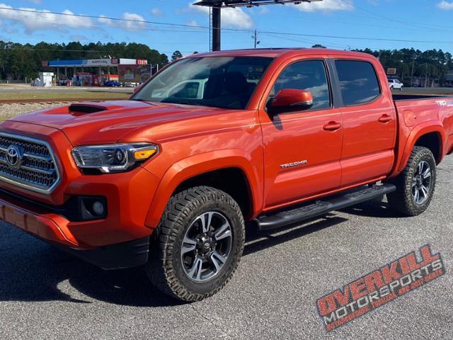 2016 Toyota Tacoma TRD Sport for sale in Kingsland, GA