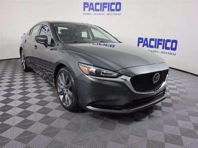 used 2018 Mazda Mazda6 Sport