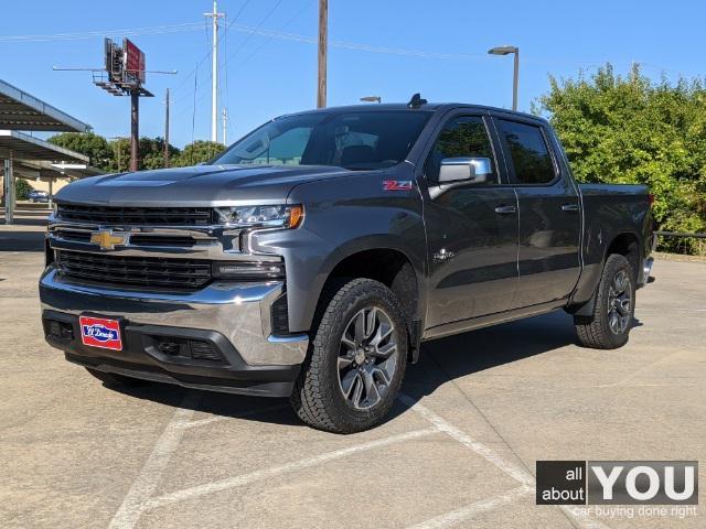 2021 Chevrolet Silverado 1500 LT for sale in McKinney, TX