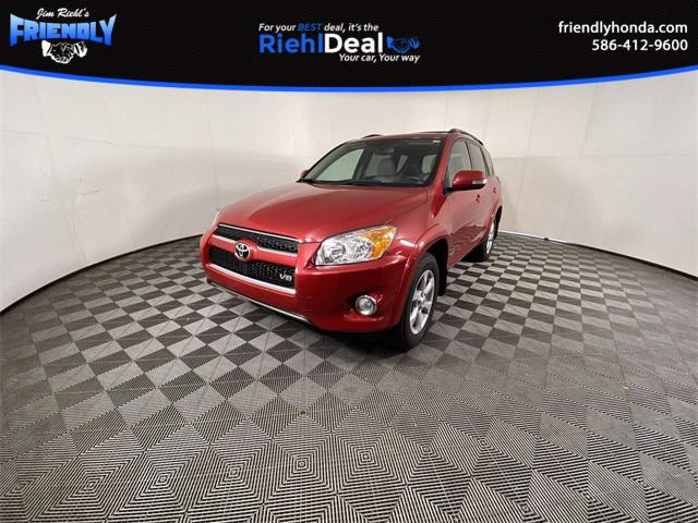 2012 Toyota RAV4 Limited for sale in Clinton Township, MI