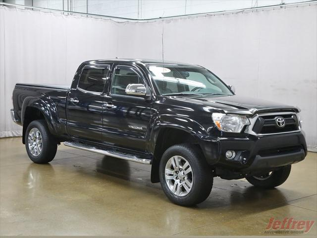 2015 Toyota Tacoma 4WD Double Cab LB V6 AT (Natl) for sale in Roseville, MI