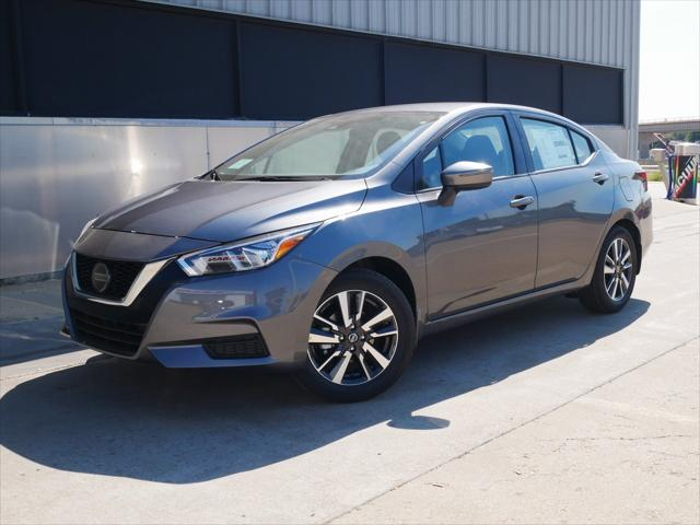 2021 Nissan Versa SV for sale in Mesquite, TX