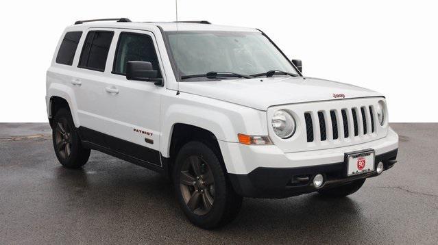 2017 Jeep Patriot 75th Anniversary Edition for sale in CALUMET CITY, IL
