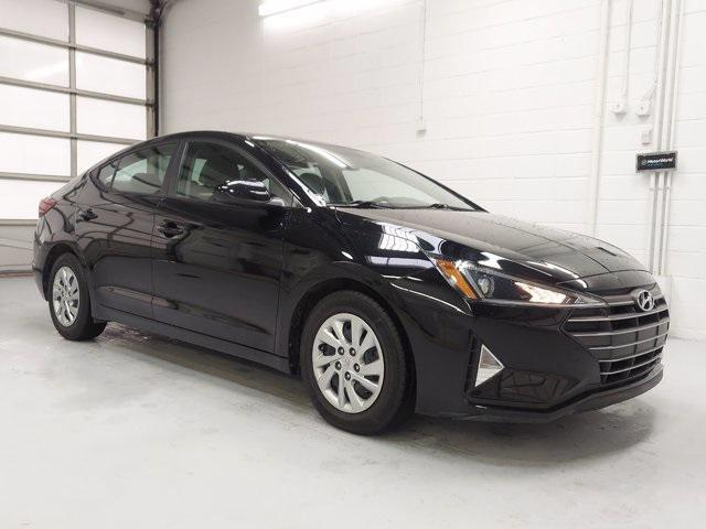 2019 Hyundai Elantra SE for sale in WILKES-BARRE, PA