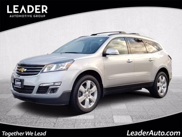 2017 Chevrolet Traverse LT for sale in PALATINE, IL